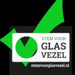 Glasvezel netwerk - stem voor glasvezel